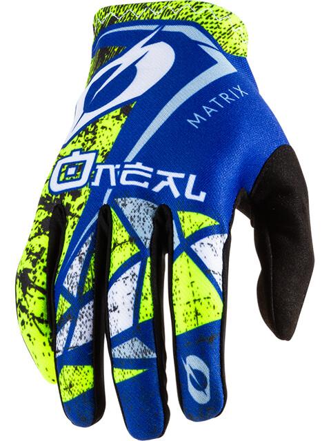ONeal Matrix Gloves Zen blue